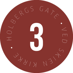 HOLBERGS GATE 3